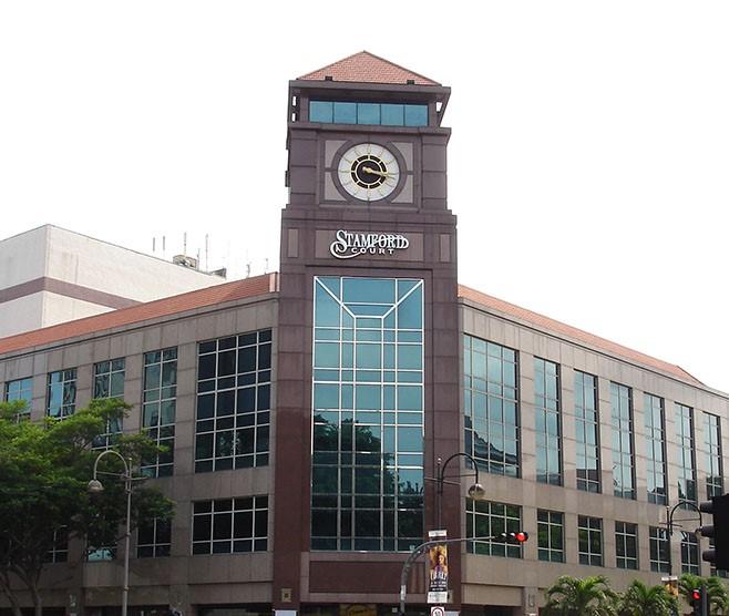 Stamford Court Complex
