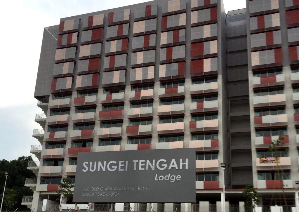 Sungei Tengah Lodge @ Choa Chu Kang