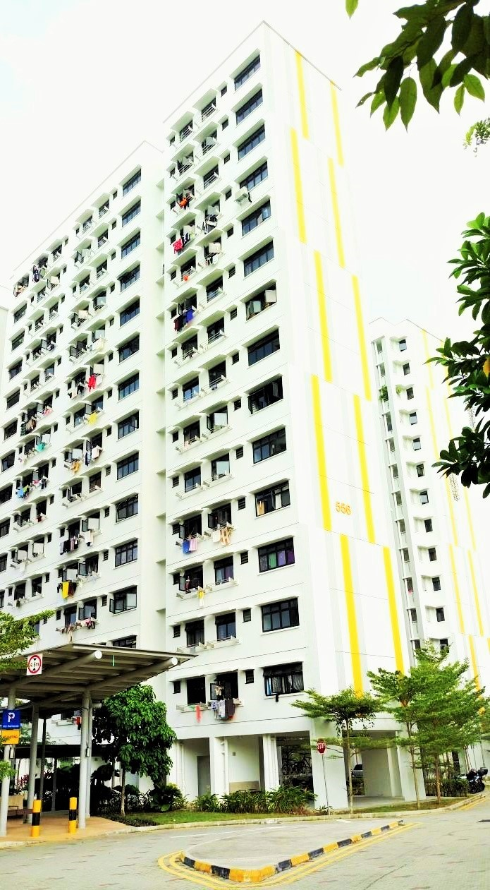 Bedok North Rental Flats