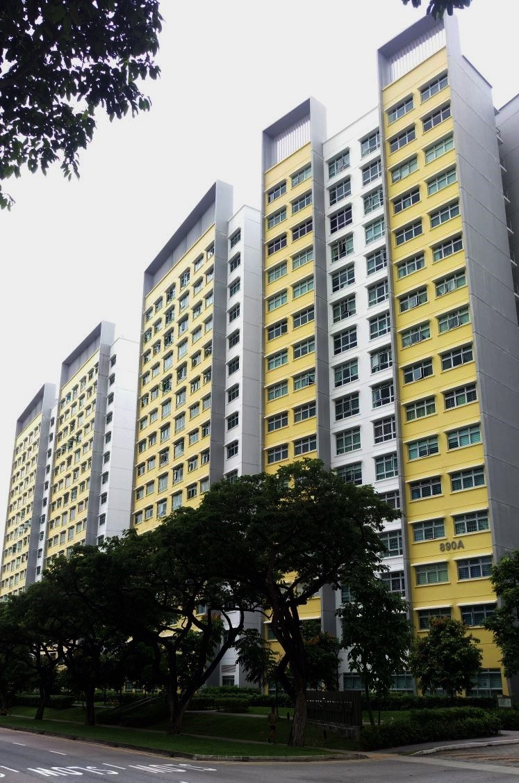 Tampines GreenTerrace