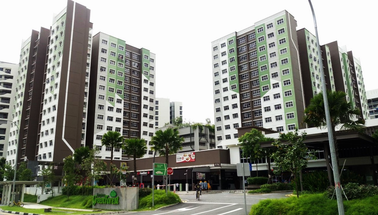 Tampines Greenforest